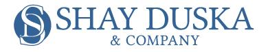 Shay Duska & Company Logo